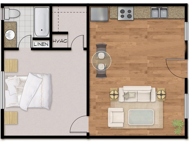 BlueBird Apartments