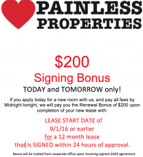 Painless Properties