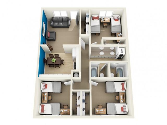 Heritage Floor Plan