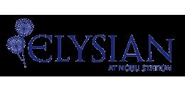 Elysian at Nobu Station Apartments logo