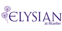 Elysian at Mueller Logo