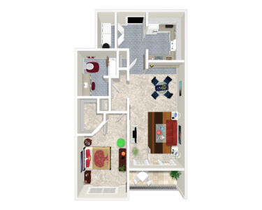 Elysian at Ten Oak Apartments