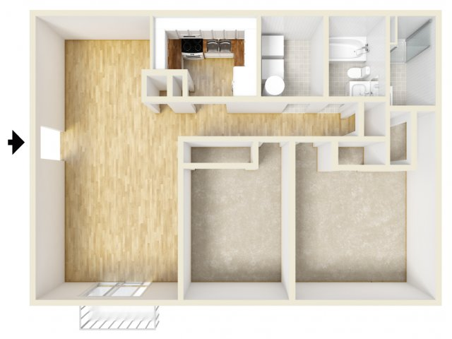 Floor Plan 5 | WoodWind