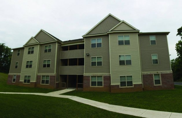 Brookside Court Apartments