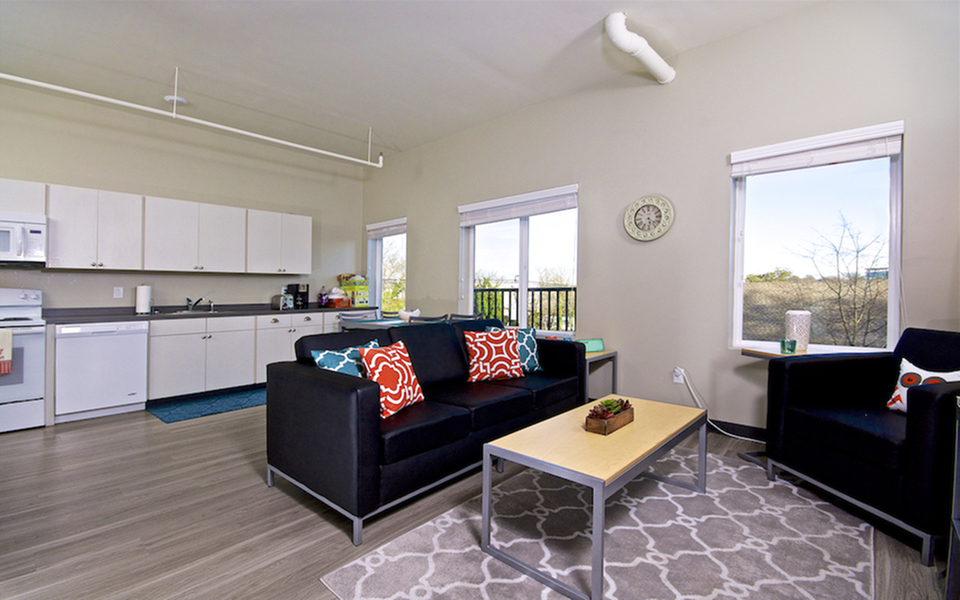 Apartments for rent in Chattanooga TN | Kitchen