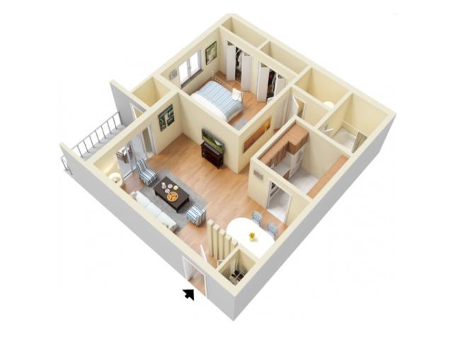 Woodland Street Apartments