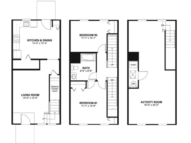 Henson Ridge Apartments Dc