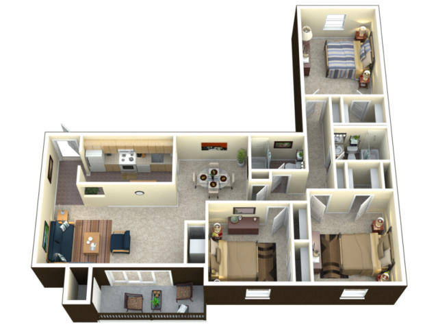1 Bedroom Apartments In Md 1 Bedroom Apartment Rockville Md 1 Bedroom 700 Sfbedroom Harpers