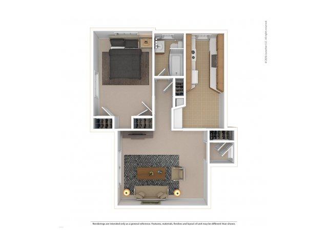 All|Floor PlansOne Bedroom