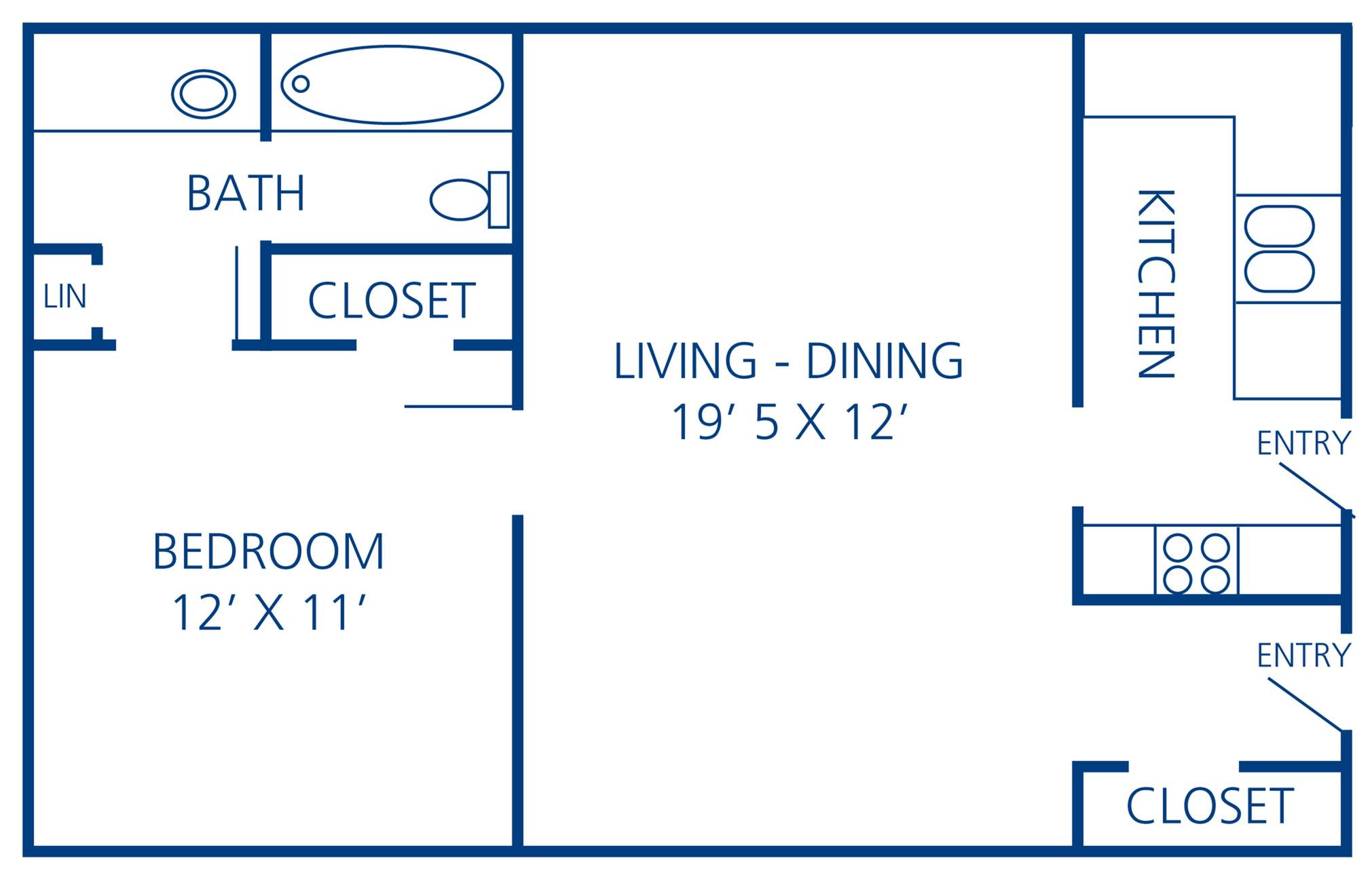 Rosecrest Apartments