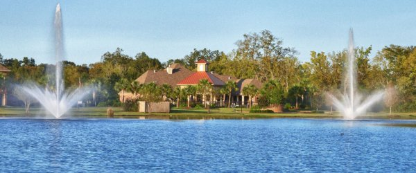 Upscale Gonzales Apartments for Lease Lake Photo