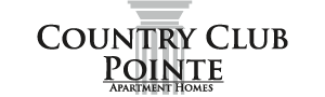 Country Club Pointe Apartments in Lake Charles LA Logo
