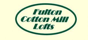 FULTON COTTON MILL LOFTS