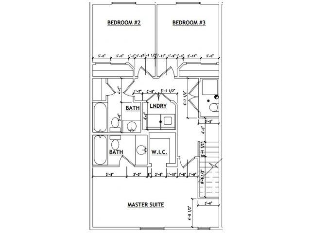 3 Bed / 2 Bath Apartment in VINEYARD UT   Edgewater Living