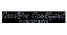 Carelton Courtyard apartments logo