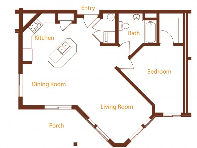 Floor Plan 15 | Harrington Square