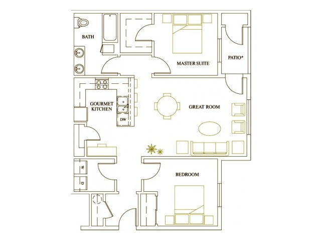Floor Plan 3 | Deveraux Glen