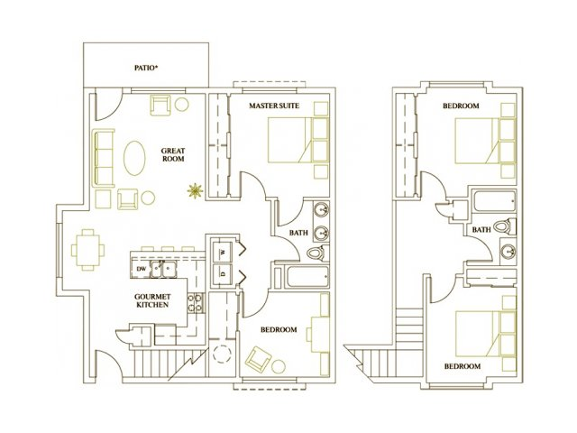 Floor Plan 8 | Deveraux Glen