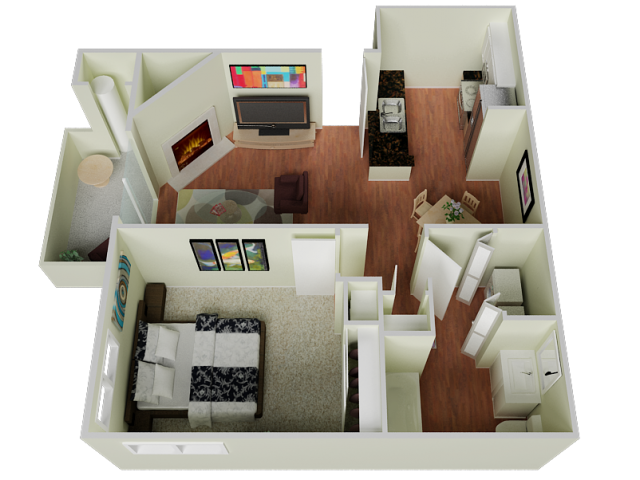 Floor Plan | The Edge