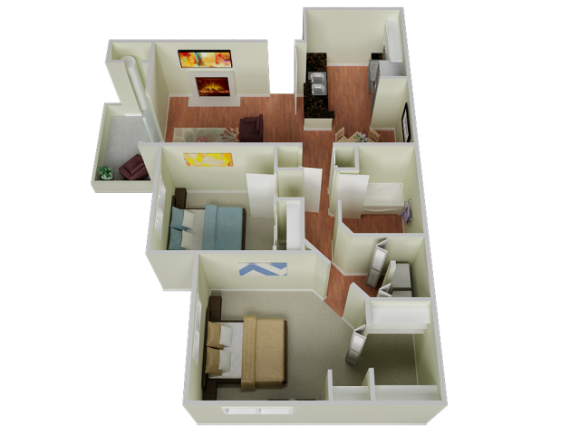 Floor Plan 2 | The Edge