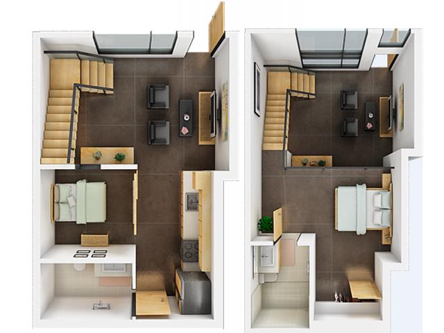 One Bedroom Floor Plan | Apartments For Rent San Francisco
