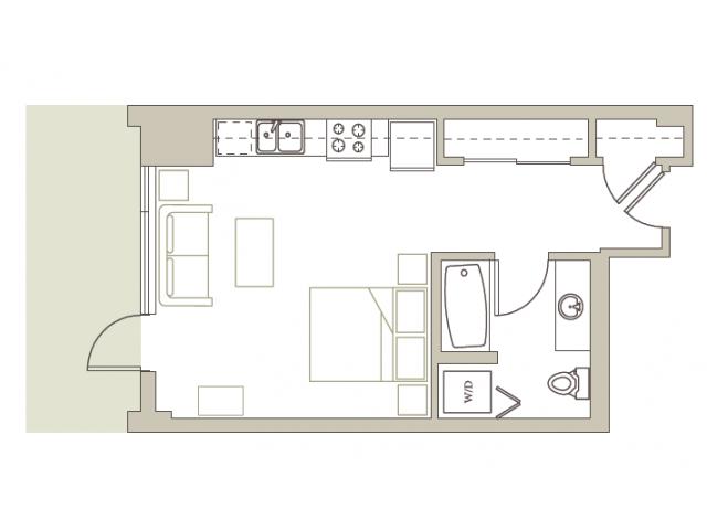 Floor Plan 63 | Riva on the Park