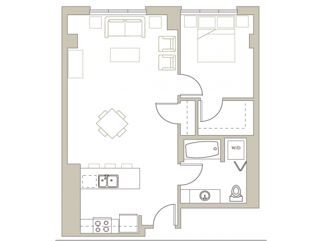 Floor Plan 99 | Riva on the Park