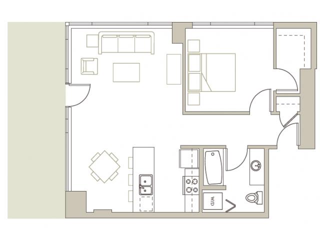 Floor Plan 16 | Riva on the Park