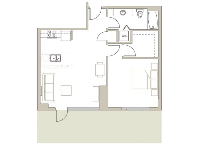 Floor Plan 92 | Riva on the Park
