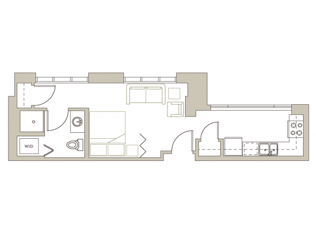 Floor Plan 57 | Riva on the Park