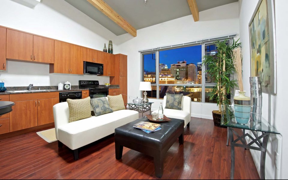 Apartments for rent in san diego ca the lofts at 677 - Loft industriel san diego californie ...