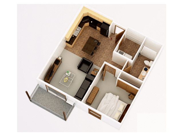 Floor Plan 4 | Timber Trails 2