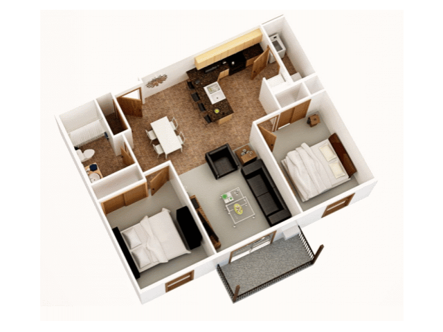 Floor Plan | Timber Trails 2