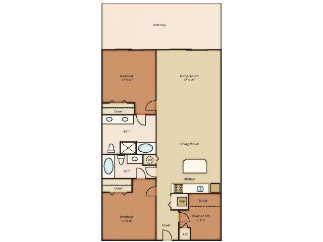 Floorplan 3 | 79 West
