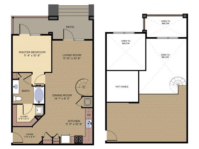 Floor Plan 2 | Alexander Village