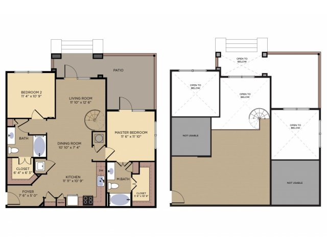 Floor Plan 6 | Alexander Village