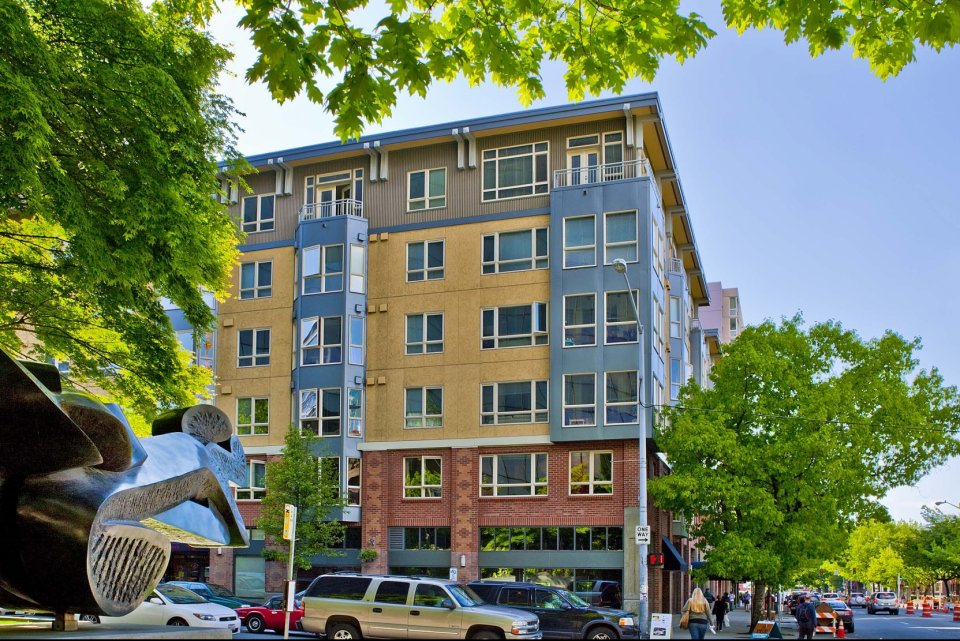 Apartment For Rent In Seattle | The Shelby 2