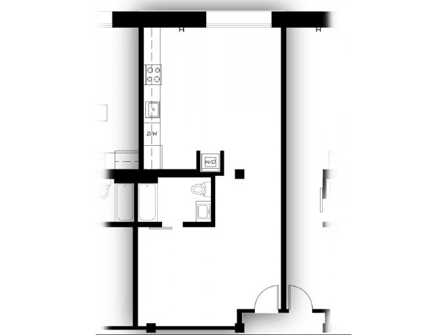 TacomaApartments | Albers Mill Lofts | Floor Plans 4