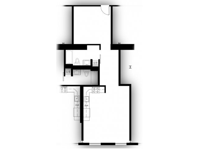 TacomaApartments | Albers Mill Lofts | Floor Plans 7