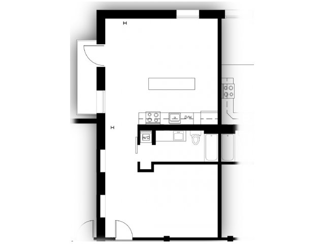 TacomaApartments | Albers Mill Lofts | Floor Plans 13