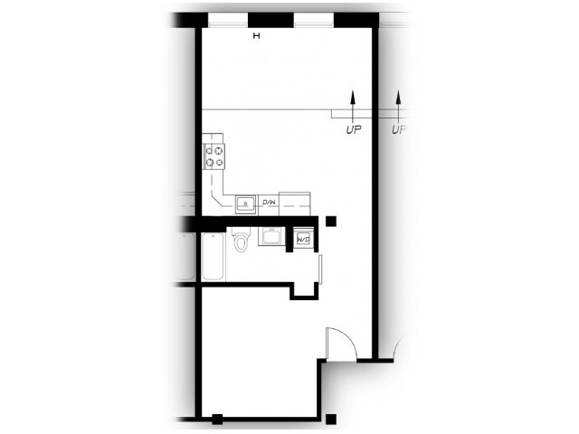TacomaApartments | Albers Mill Lofts | Floor Plans 15
