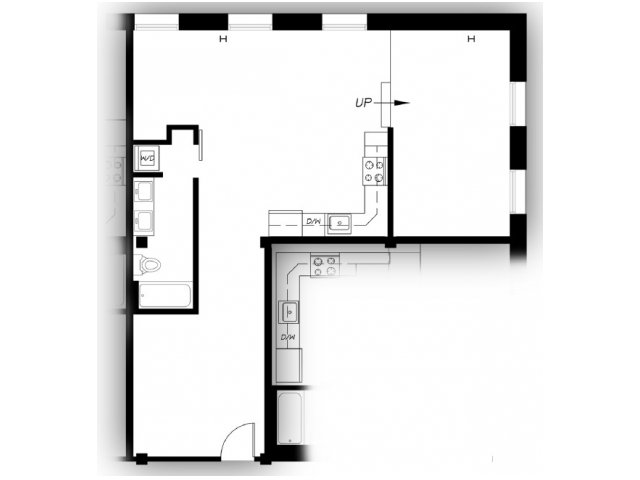 TacomaApartments | Albers Mill Lofts | Floor Plans 19