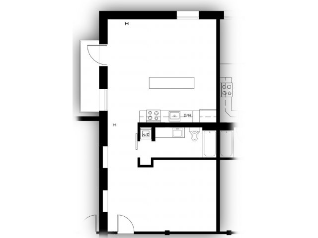 TacomaApartments | Albers Mill Lofts | Floor Plans 24