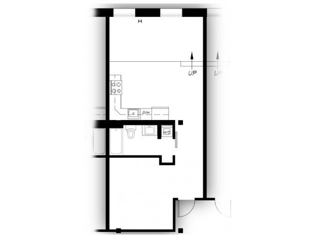 TacomaApartments | Albers Mill Lofts | Floor Plans 26