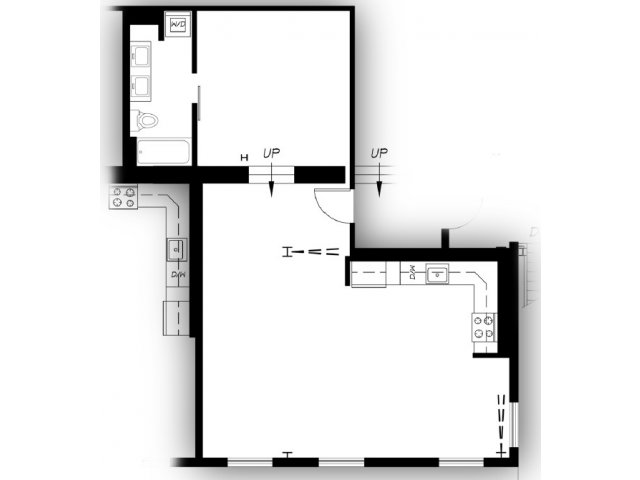 TacomaApartments | Albers Mill Lofts | Floor Plans 27