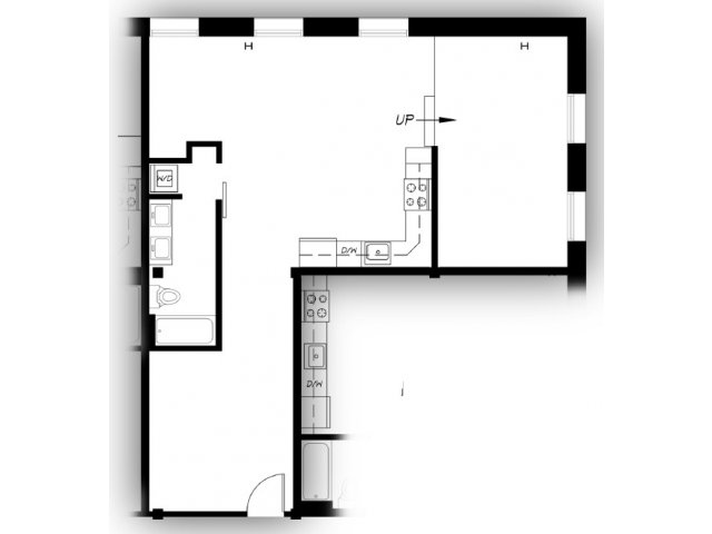 TacomaApartments | Albers Mill Lofts | Floor Plans 28