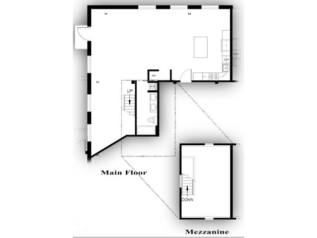 TacomaApartments | Albers Mill Lofts | Floor Plans 29
