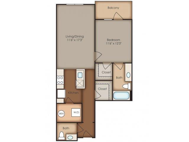 Floor Plan 16 | Del Ray Central