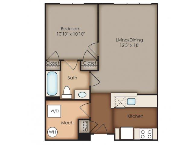 Floor Plan 22 | Del Ray Central