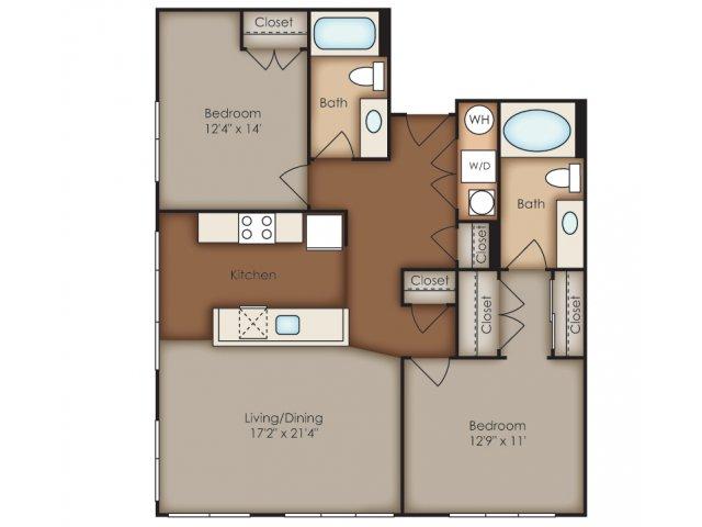 Floor Plan 31 | Del Ray Central